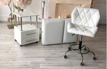 Комплект тележка + кушетка + кресло мастера