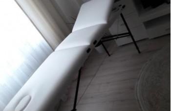 Массажный стол трехсекционный
