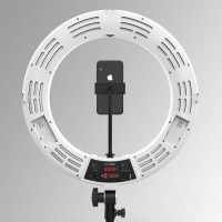 Кольцевая лампа SM 1888i с USB + пульт