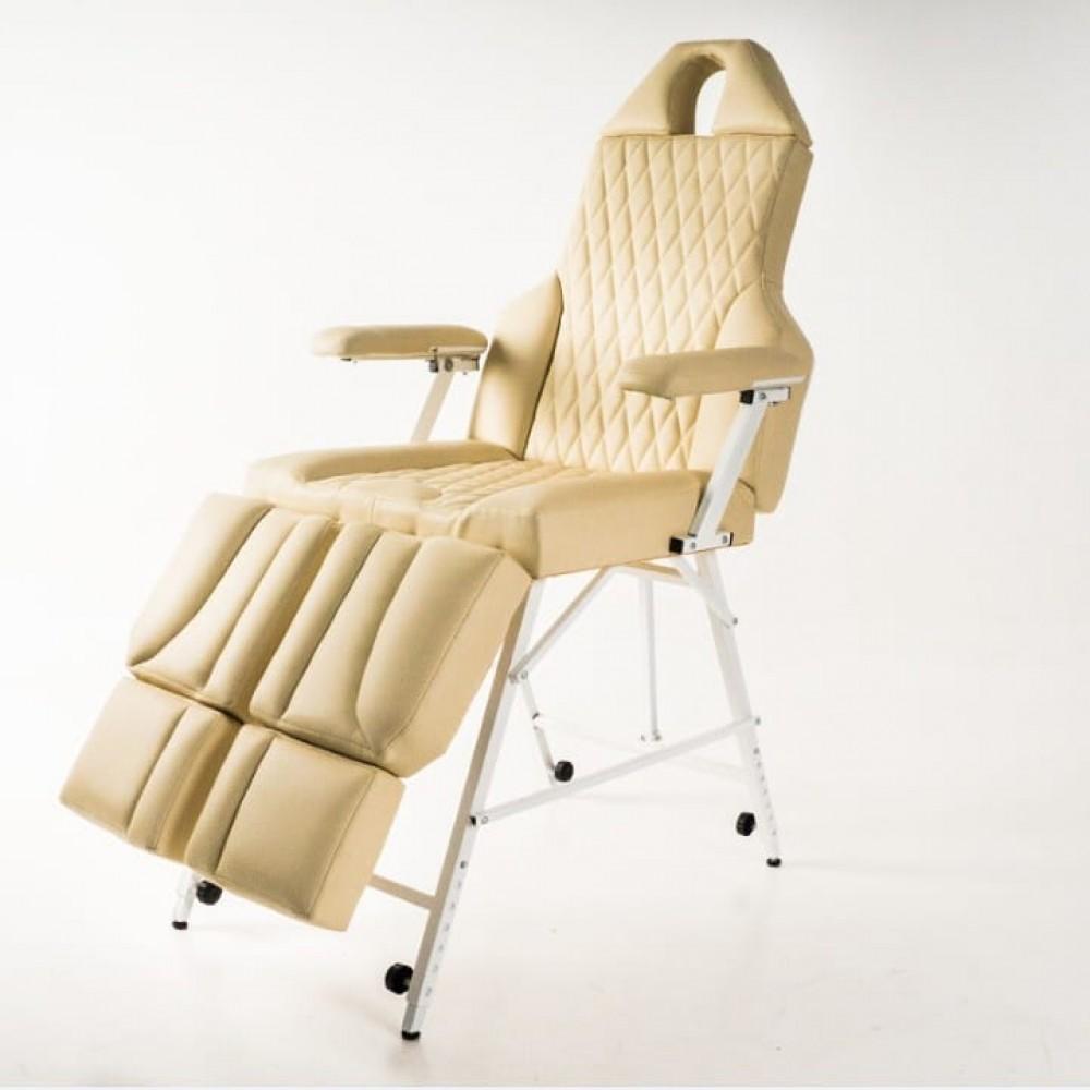 Педикюрное кресло GOLDARI Optimal Plus