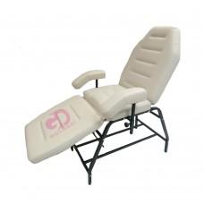 Beauty-X стационарная 3х сеционная кушетка-кресло